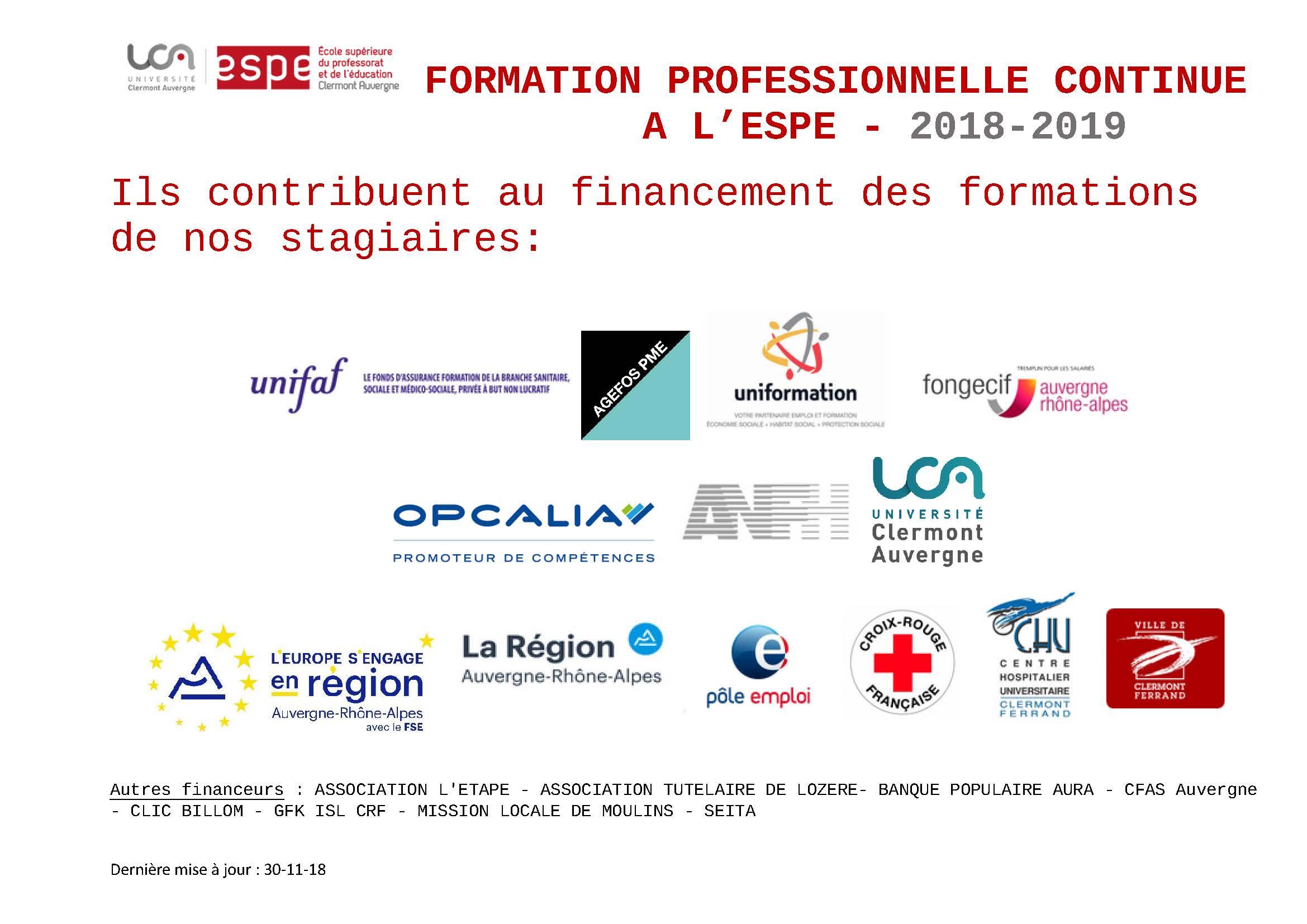 financeur FC