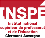 logo-Institut Supérieur du Professorat et de l'Éducation Clermont Auvergne